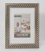 Wooden Picture Frame M2711 - Silver