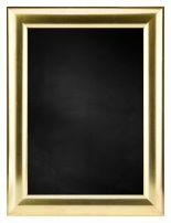 Wooden Blackboard M345 - Gold
