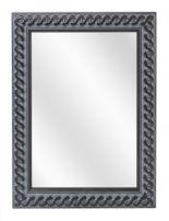 Wooden Mirror M2702 - Old Black