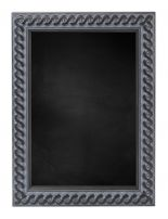 Wooden Blackboard M2702 - Old Black