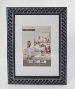 Wooden Picture Frame M2702 - Old Black