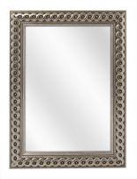 Wooden Mirror M2711 - Silver