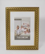 Wooden Picture Frame M2713 - Gold
