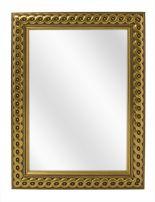 Wooden Mirror M2713 - Gold