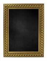 Wooden Blackboard M2713 - Gold