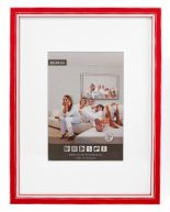 Wooden Picture Frame M302 - 3D - Red